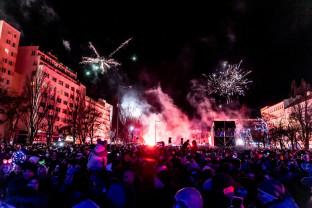 Sylwester w Gdyni. Ania Rusowicz, Mrozu i pokaz fajerwerków