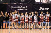DGT Politechnika Gdańska - Artego Bydgoszcz 45:76. Koszykarki bez szans