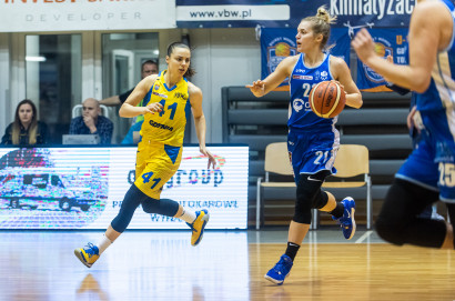 Arka Gdynia - AZS UG Gdańsk 93:83 w trójmiejskich derbach koszykarek