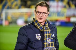 Arka Gdynia - Cracovia 0:1. Pavels Steinbors otrzymał puchar Ligowca Roku 2019