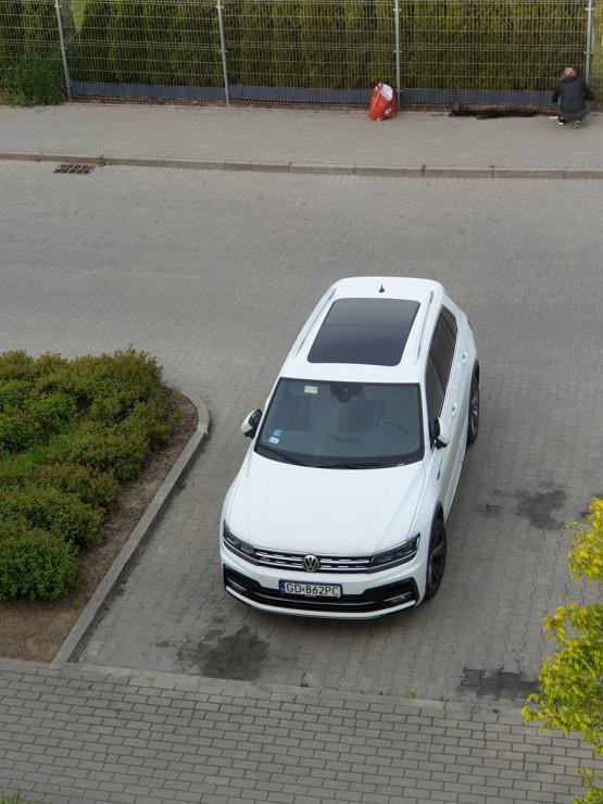 Król(owa) parkowania ul. Jasieńska 82