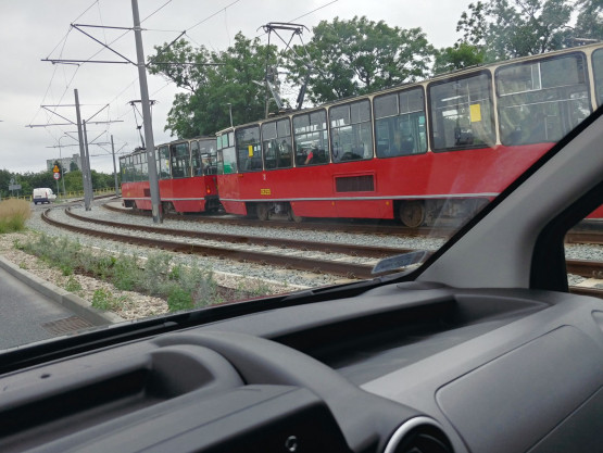 Stare wagony na Stogach