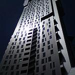 Sea Towers z niecodziennej perspektywy