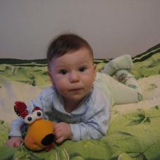 Szymon, 6 miesięcy