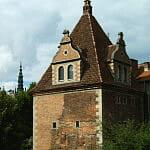Baszta Kotwiczników w Gdańsku