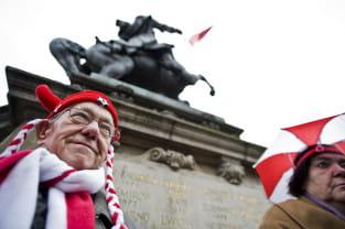 Parady niepodległości przeszły ulicami Gdańska i Gdyni