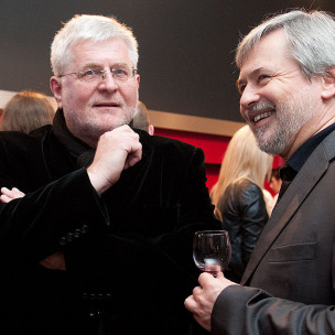 Marek Bumblis i Mirosław Kowalski