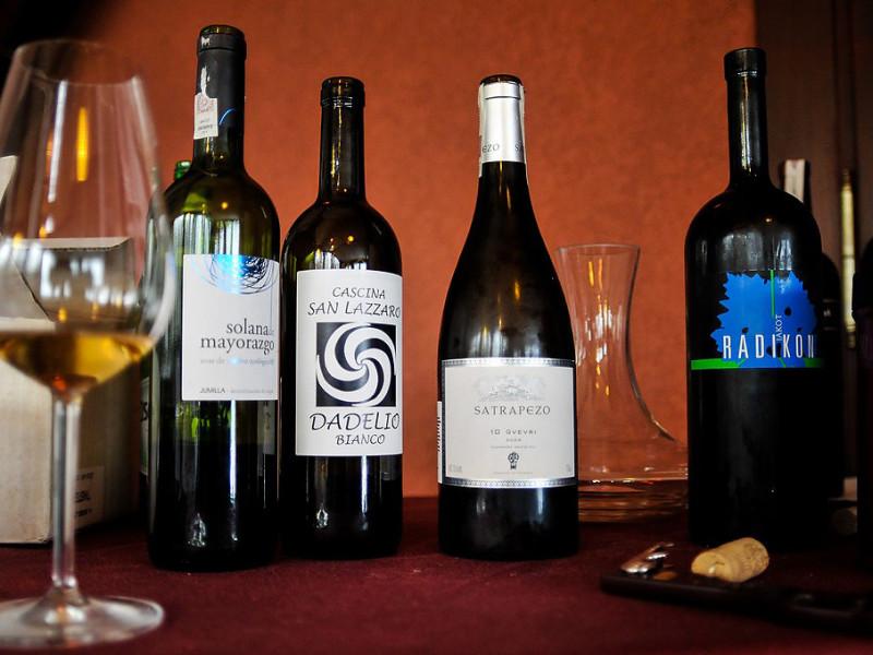 Fazy księżyca i starożytne amfory - Terroir win naturalnych