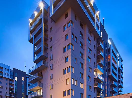 Pierwsze dwa budynki osiedla City Park zostały oddane do użytku.