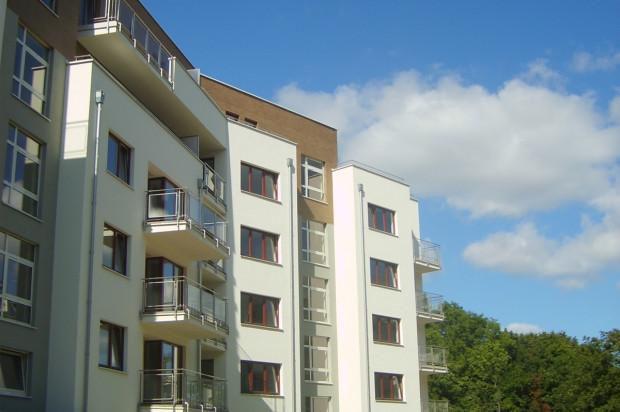 Budynek oddany na osiedlu Pohulanka w 2012 roku.