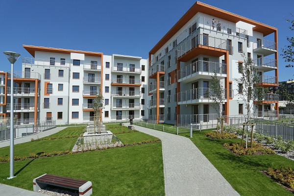 W 2013 roku oddany został do użytku kolejny budynek osiedla wraz z otoczeniem.