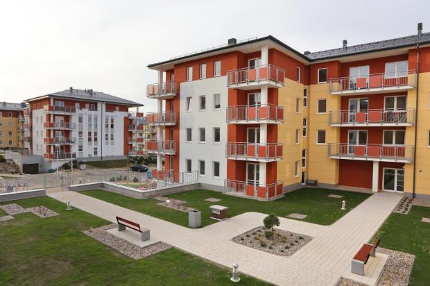 Budynek numer 5 oddany do użytkowania w 2015 roku.