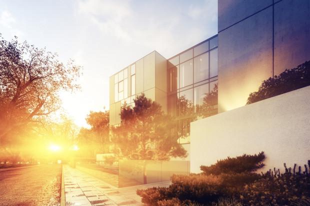Budynek będzie miał cztery kondygnacje i zostanie otoczony ogrodem w stylu romantycznym.