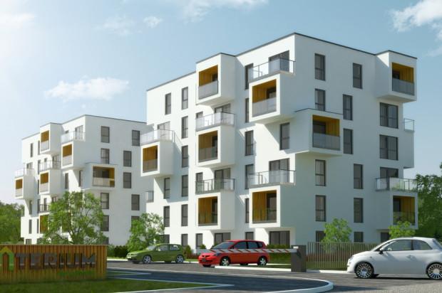 Architektura budynków została tak zaplanowana by przyszli mieszkańcy wybierać mogli pomiędzy balkonami a loggiami.