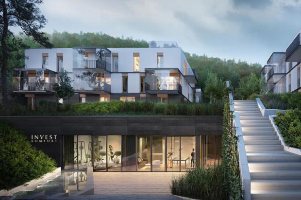 Budynki będą miały zaledwie trzy kondygnacje. Ich balkony będą oszklone.
