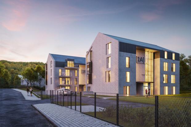 W ramach inwestycji od strony ulicy Macierzy Szkolnej powstaną dwa zupełnie nowe budynki.