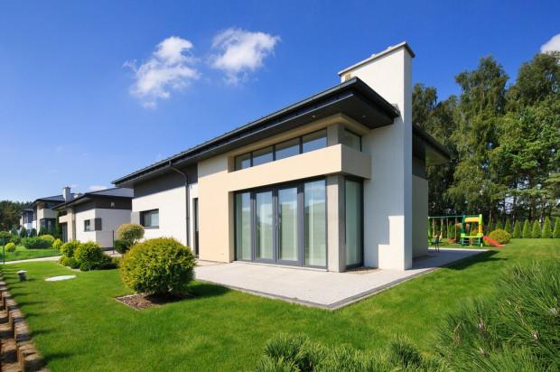 W ramach inwestycji powstały dwa typy domów.