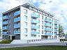 Na najwyższej kondygnacji powstaną zaledwie dwa apartamenty z dużymi tarasami.