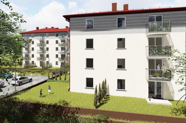 Do mieszkań na parterze przylegały będą indywidualne ogródki.