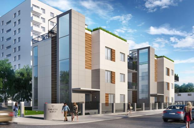 W ramach inwestycji powstaną dwa ogrodzone i monitorowane budynki.