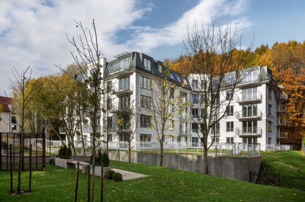 Architektura budynku komponuje się z zabudową starego Wrzeszcza.
