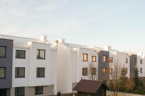 Inwestycja składa się z dwóch kameralnych budynków.