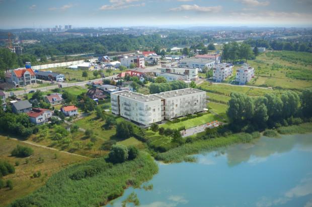 Inwestycja powstanie przy jeziorze Jasień.