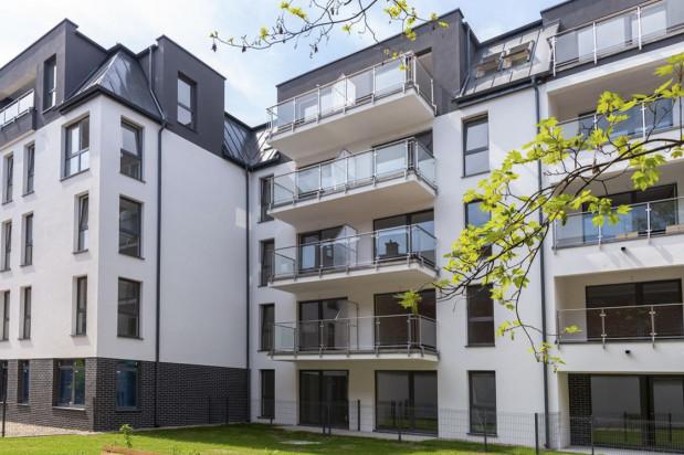 Na ostatniej kondygnacji możliwa jest aranżacja mieszkań pod skosami.