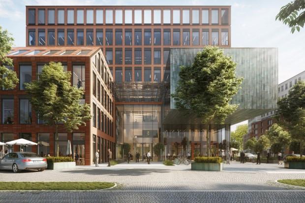 Biurowiec Gato zostanie zrealizowany do 2020 roku.