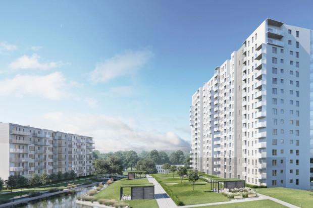 W ramach osiedla mają powstać także budynki 17-piętrowe.