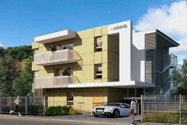 Budynek będzie miał zaledwie trzy kondygnacje mieszkalne.