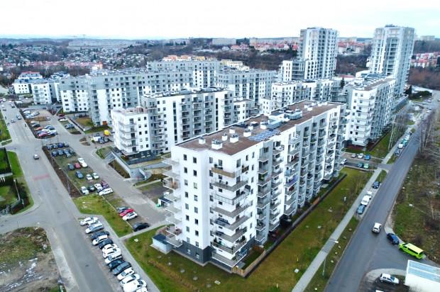 Realizacja osiedla Słoneczna Morena zakończyła się pod koniec 2018 roku.