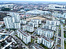 Jako ostatnie, pod koniec 2018 roku, oddane zostały dwie wysokie wieże od strony ulicy Piekarniczej.