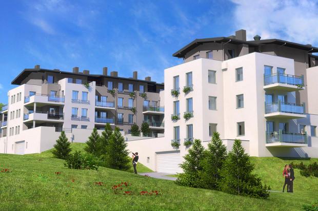 Osiedle składało się będzie z trzech budynków.