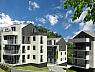 Każde mieszkanie na osiedlu Leśne Tarasy będzie miało swój duży balkon.