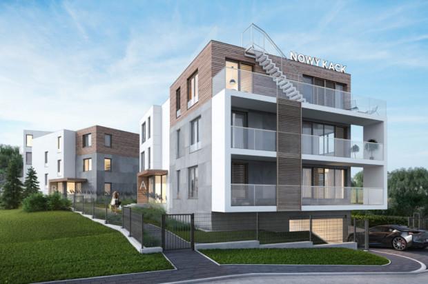 Inwestycję wyróżnia nowoczesna architektura i wysoka jakość wykończenia.