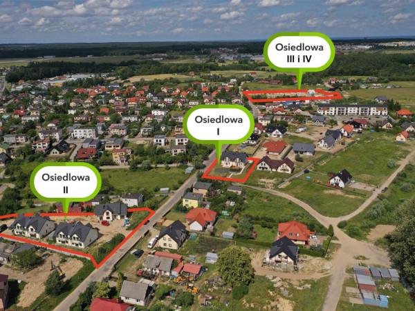 Osiedlowa I-IV