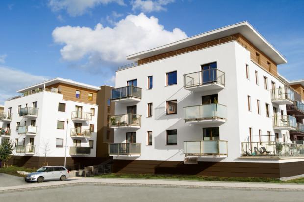 Nowe budynki na osiedlu będą podobne do istniejących, jednak ich architektura będzie nico nowocześniejsza.