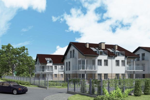 W ramach Osiedla Nadmorskiego powstaną kameralne budynki wielorodzinne i domy w zabudowie bliźniaczej.