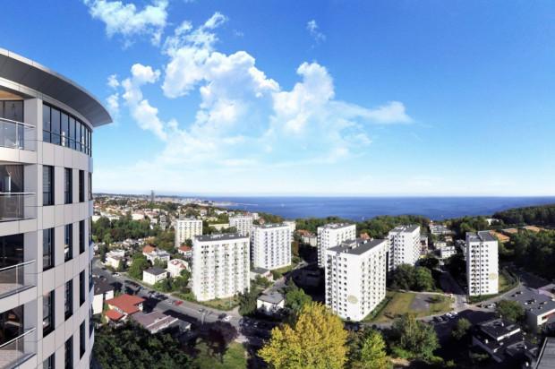 Z najwyższych kondygnacji budynku Light House rozciągał się będzie widok na morze i miasto.