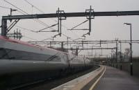 Pociąg Pendolino w Wielkiej Brytanii
