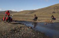 Miesięczna wyprawa rowerowa przez Islandię