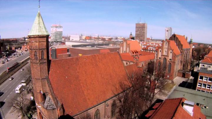 Zobacz średniowieczny kościół, wktórym obecnie posługują pallotyni.