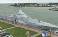 Szwedzka korweta zacumowała w Gdańsku