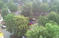 Trochę popadało i już potop na Żabiance