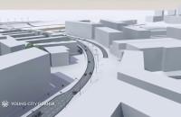 Wizualizacja Nowej Wałowej - etap I