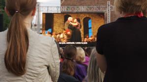 """Opera """"Carmen"""" na Targu Węglowym"""