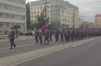 Parada policjantów w Gdyni z okazji Święta Policji