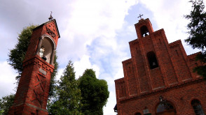 Średniowieczny kościół w Matarni