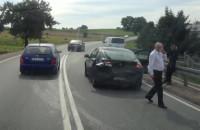 Kolizja na trasie Chwaszczyno-Żukowo